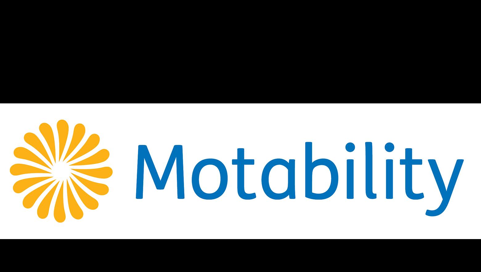 The Motability Logo